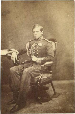 Pedro V, rey