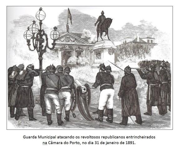 Revuelta republicana de Oporto