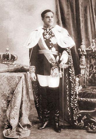 Manuel II, rey