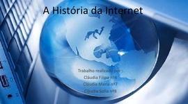 História da Internet timeline