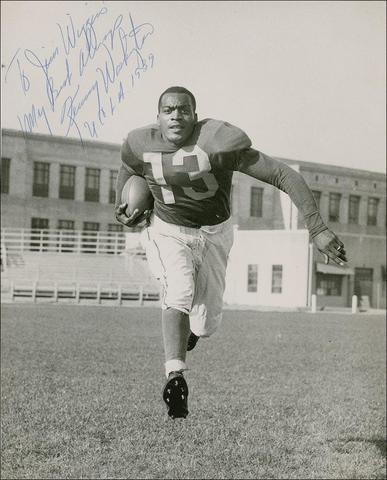 Kenny Washington was born