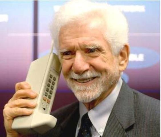 1º telemóvel