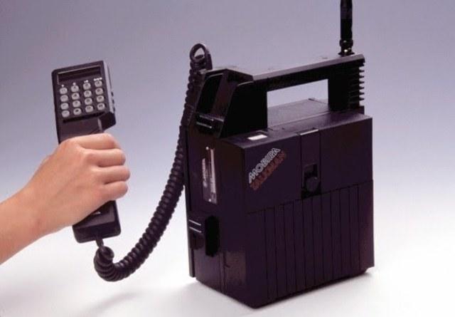 2º telemóvel