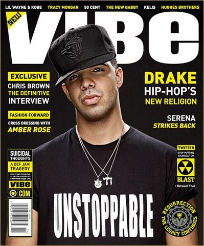 VIBE Relaunch: Drake