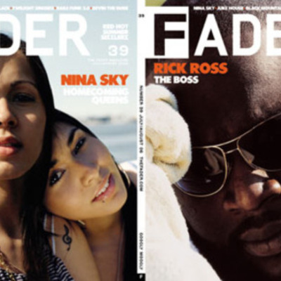 FADER FIRST: RICK ROSS timeline