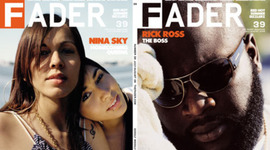 FADER FIRST: RICK ROSS timeline
