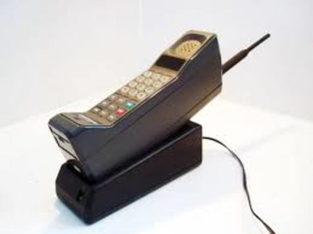 Breve historia del celular