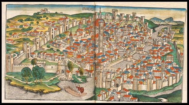 Proliferación de ciudades medievales