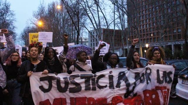 Los Afrodescendientes siguen defendiendo sus derechos