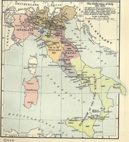 The New Kingdom of Italy