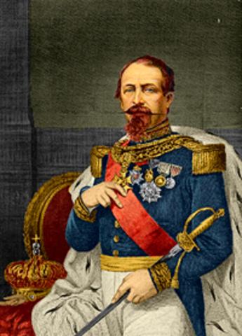 Napoleo III's Victory in a Plebisicite