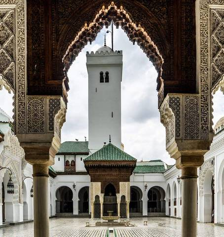 Madrasas en el mundo islámico