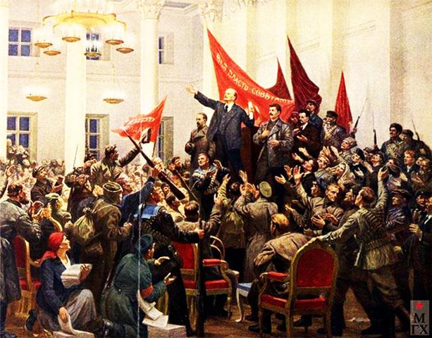 6b) A revolução socialista