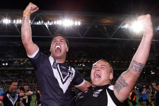 Kiwis win Four Nations (national)