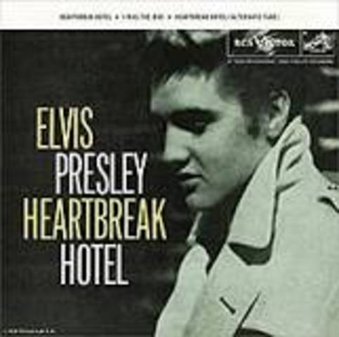 Elvis Presley First Hit Song