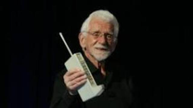 First Cell-Phones