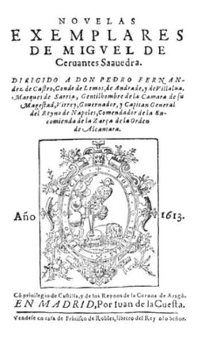 Miguel de Cervantes: Las Novelas Ejemplares