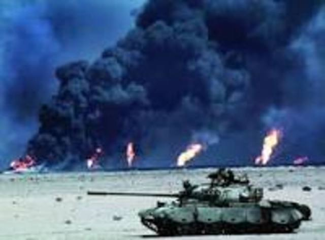 Iraq Invades Kuwait