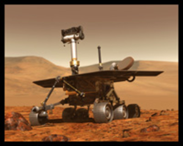 NASA Mars Rover Mission Begins