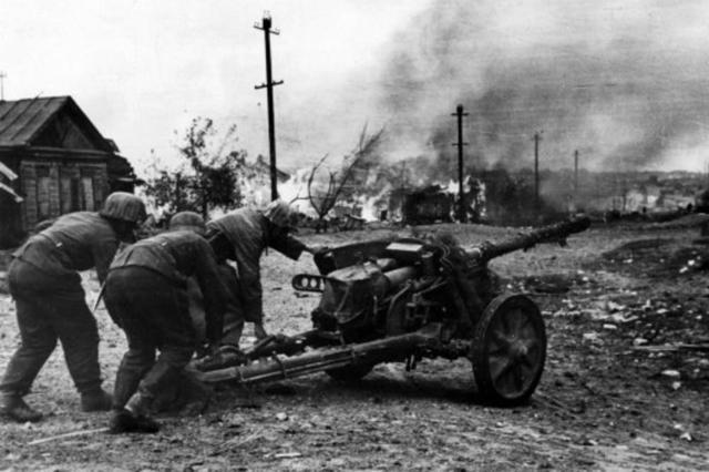 Pocetak Staljingradske bitke
