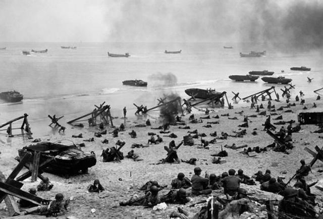 Operacija Overlord - Iskrcavanje na Normandiju