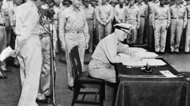 Kapitulacija Japana - Kraj Drugog svetskog rata