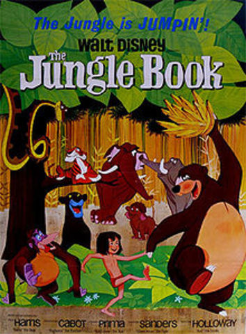 The jungle book!