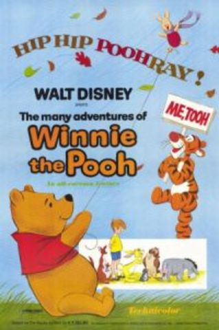 The many adventures of Whinnie the Pooh