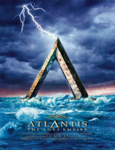 Atlantis- the lost empire