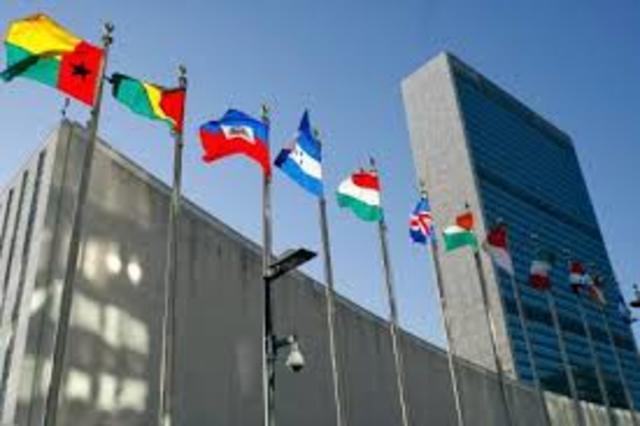 Ambito Político. Creación de la Organización de las Naciones Unidas