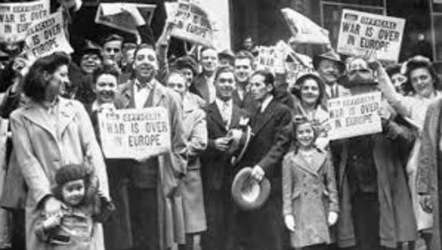 Ambito Político. Fin de la Segunda Guerra Mundial