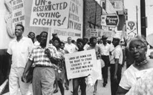 •	Civil Rights Act of 1957