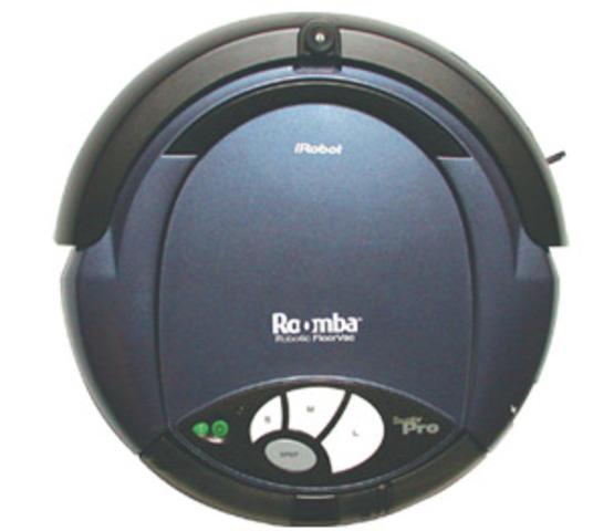 roomba pro 2003