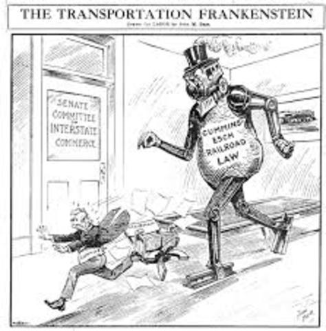 Esch-Cummins Transportation Act