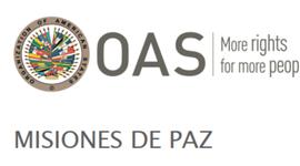 Misiones de Paz- OEA timeline
