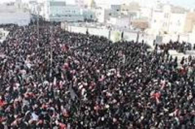 •Arab Spring
