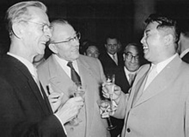 •Kim Il-sung invades South Korea