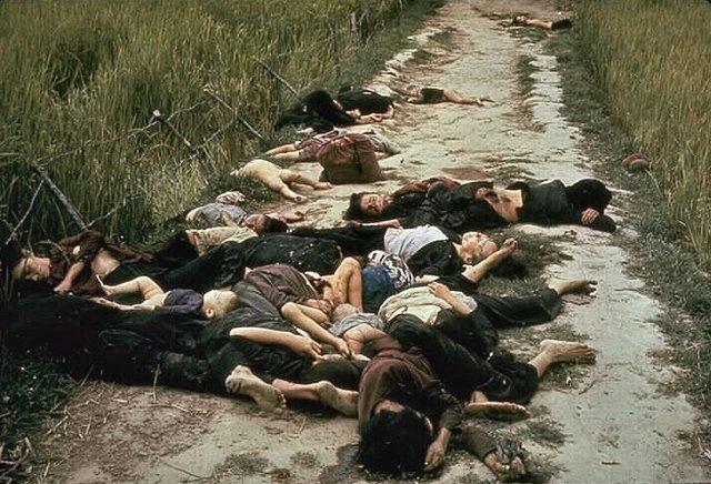 •My Lai Massacre (1968)