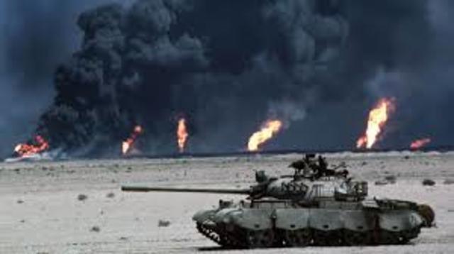 •Operation Desert Storm (1991)