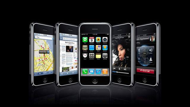 •Iphone Released (2007)