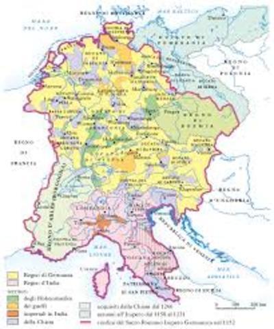 nasce il Sacro Romano Impero