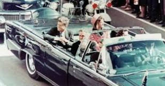 kennedy assasinated in dallas texas