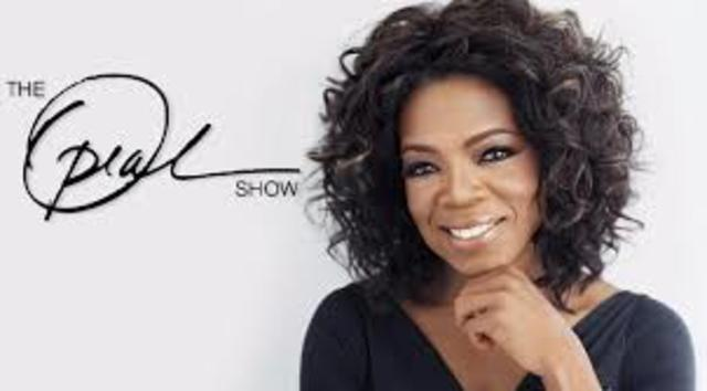 the oprah winfrey show first airs