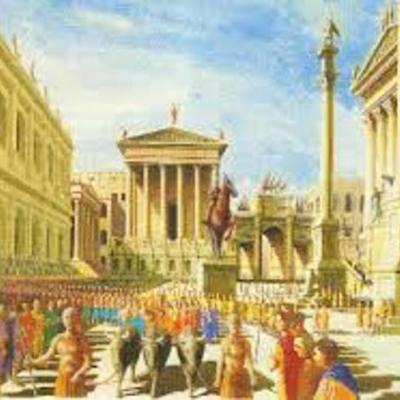 Roman civilisation timeline