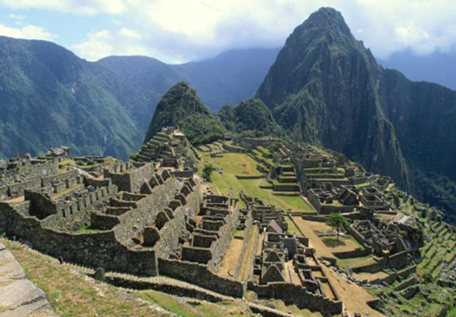 Pizzaro Attacks the Incas