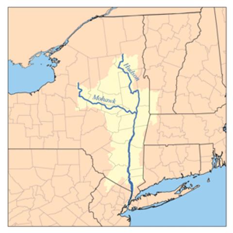 New Netherland turns into New York
