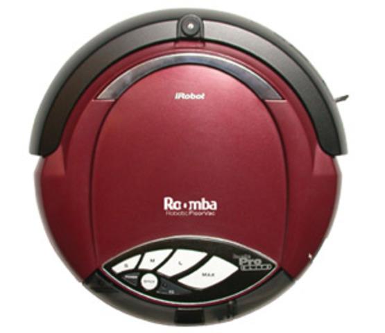 roomba pro elite 2003