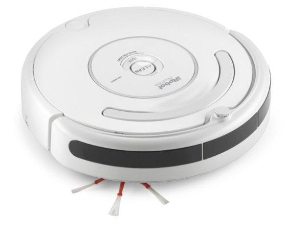 Du Roomba 520 au Roomba 581