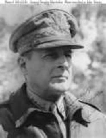 MacArthur returns