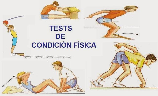 Los test físicos